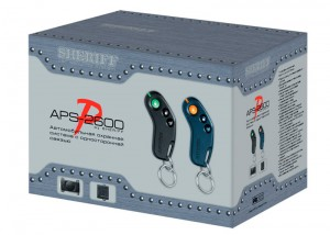 Sheriff APS-2600