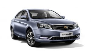 Geely Emgrand 7 (2016 — 2018)