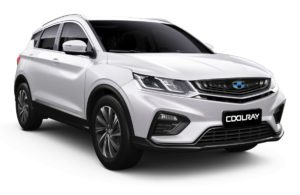 Geely Coolray (2020 — нв)